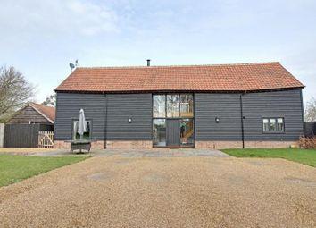 Thumbnail 4 bedroom detached house to rent in Needham Green, Hatfield Broad Oak, Nr Bishops Stortford, Herts