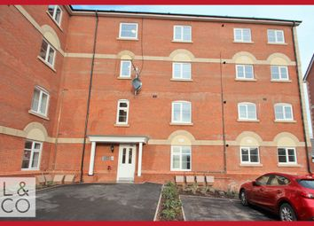 Thumbnail 2 bed flat to rent in Baron Lisle House, Anderson Grove, Newport