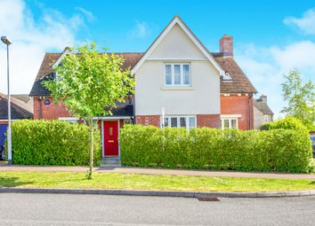 Thumbnail 4 bedroom detached house for sale in Jeavons Lane, Great Cambourne, Cambridge