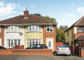 Thumbnail 3 bed semi-detached house for sale in Rosemary Crescent, Dudley