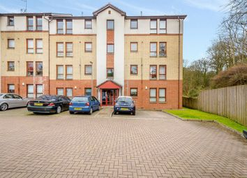 Thumbnail 3 bed flat for sale in Cornmill Court, Clydebank