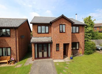 Thumbnail 4 bed detached house for sale in Beacons Park, Brecon