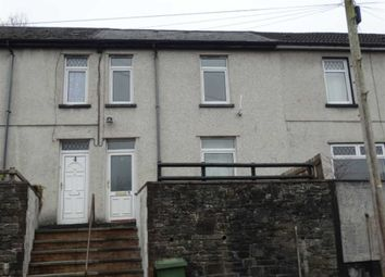 Thumbnail 3 bed terraced house to rent in North View Terrace, Aberdare, Rhondda Cynon Taf