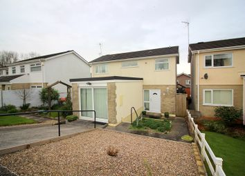 Thumbnail 3 bed detached house for sale in Woodland Way, Sarn, Bridgend.