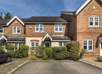 Thumbnail 4 bed terraced house to rent in Oakington Close, Sunbury-On-Thames