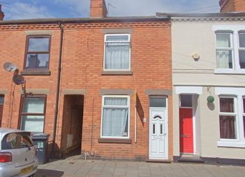Thumbnail 2 bed terraced house to rent in Burder Street, Loughborough