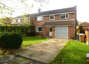 Thumbnail 4 bed property to rent in Windmill Drive, Heckington, Sleaford