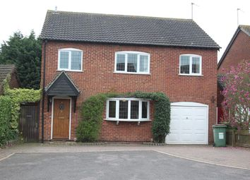 Thumbnail 6 bed property for sale in Richardson Close, Stoney Stanton, Leicester