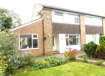 Thumbnail 3 bed semi-detached house for sale in Benty Close, Bebington