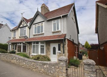 3 bed semi-detached house for sale in Victoria Avenue, Swanage BH19