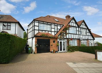 Thumbnail 7 bed semi-detached house for sale in Oldborough Road, Wembley, Middlesex