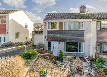 Thumbnail 3 bed semi-detached house to rent in Long Meadow, Woodford, Plymouth