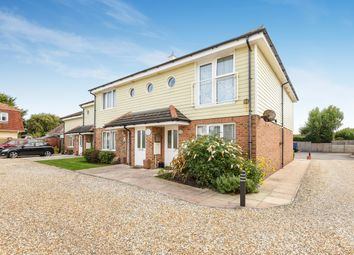 Thumbnail 2 bed flat for sale in Coldicott Mews, Elmer Road, Middleton On Sea, Bognor Regis