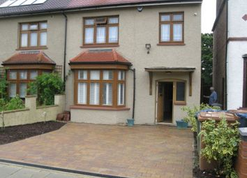 Thumbnail 4 Bed Semi Detached House To Rent In Whitchurch Gardens, Canons  Park,