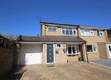 Thumbnail 3 bed semi-detached house for sale in Redlie Close, Stanford-Le-Hope