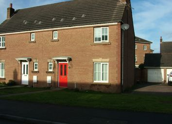 Thumbnail 1 bed semi-detached house for sale in Mariners Quay, Aberavon