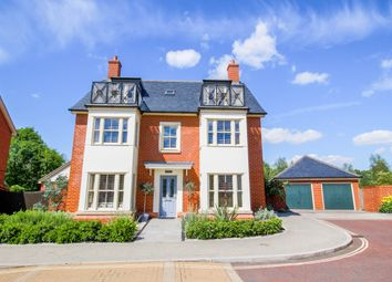 Thumbnail 5 bed detached house for sale in Cooks Crescent, Wivenhoe, Colchester