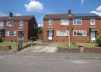 Thumbnail 3 bedroom semi-detached house for sale in Shears Road, Bishopstoke, Eastleigh