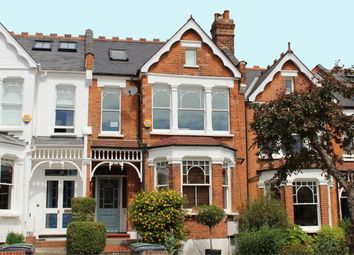 Thumbnail 3 bed flat for sale in Cranbourne Road, Muswell Hill, London