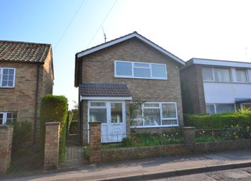 Thumbnail Detached house to rent in West End, Ely, Cambridgeshire