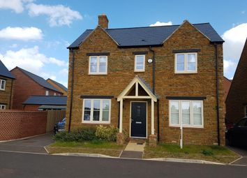 Thumbnail 4 bed detached house for sale in George Parish Road, Banbury