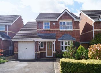 Thumbnail 4 bed detached house for sale in Ruspidge Close, Abbeymeaad, Gloucester