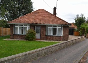 Thumbnail 3 bed bungalow to rent in Woodland Drive, Old Catton, Norwich
