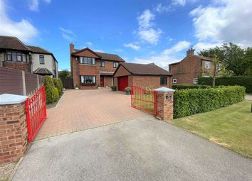 Thumbnail 4 bed detached house for sale in Selby Road, Wistow, Selby