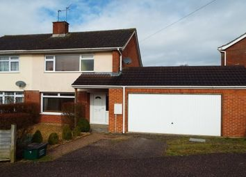 Thumbnail 3 bed property to rent in Whitebridges, Honiton