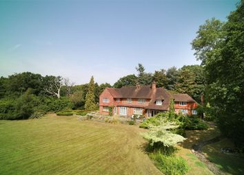 Thumbnail 6 bed detached house for sale in Bagwell Lane, Odiham, Hook