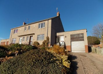 Thumbnail 3 bed semi-detached house to rent in Banknowe Avenue, Tayport