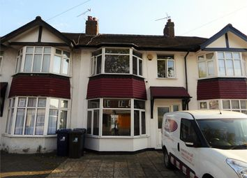 Thumbnail 3 bed terraced house to rent in Bilton Road, Perivale, Greenford, Greater London