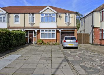 Thumbnail 5 bed semi-detached house for sale in Church Road, Northolt
