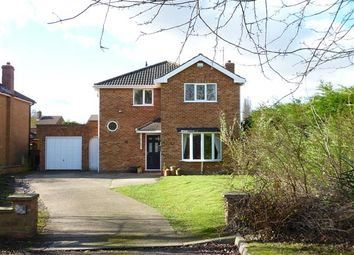 Thumbnail 4 bed detached house for sale in Altoft Close, Laceby, Grimsby