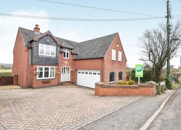 Thumbnail 5 bed detached house to rent in Church Street, Heage, Belper