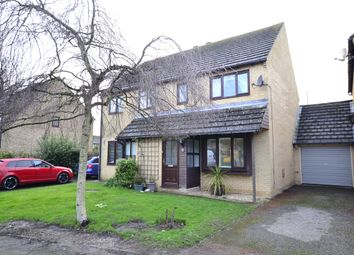 Thumbnail 3 bed semi-detached house for sale in Talbot Fields, Bampton, Oxfordshire