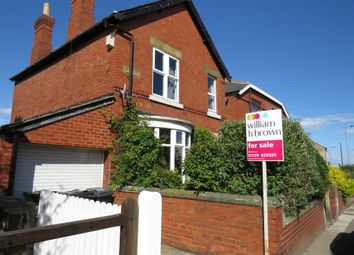 Thumbnail 3 bed detached house for sale in Church Street, Greasbrough, Rotherham