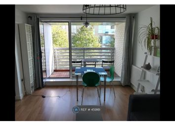 Thumbnail 1 bed flat to rent in Aqua Apartments, London