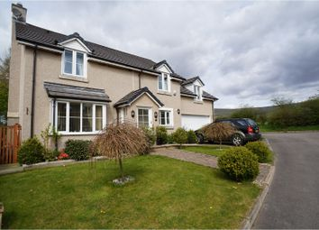 Thumbnail 4 bed detached house for sale in Currah Close, Penrith
