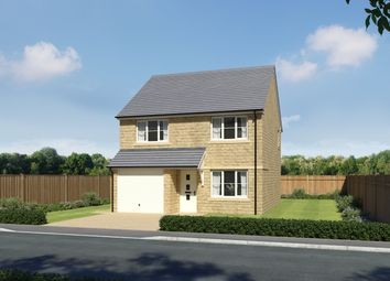 Thumbnail 3 bedroom detached house for sale in Blackthorn Drive, Barrow, Nr Clitheroe
