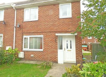 Thumbnail 3 bed end terrace house for sale in Frosterley Gardens, Stanley, Durham