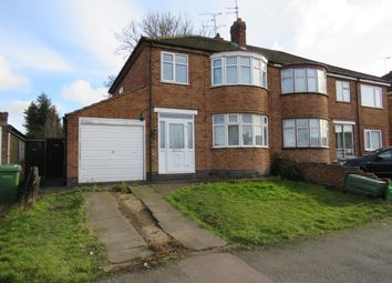 Thumbnail 3 bedroom property to rent in Shackerdale Road, Wigston