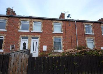 3 bed terraced house for sale in Milburn Road, Ashington NE63