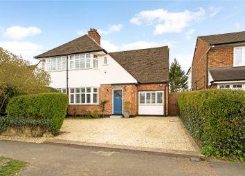 Grimsdells Lane, Amersham, Buckinghamshire HP6. 3 bed semi-detached house for sale