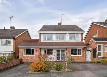 Thumbnail Detached house for sale in Springfield Close, Loughborough