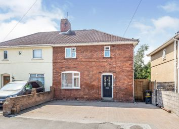 3 bed semi-detached house for sale in Bower Walk, Bristol BS3