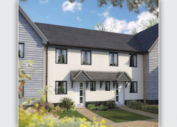 "Thumbnail 2 bed semi-detached house for sale in ""The Amberley"" at Harbour Road, Seaton"