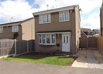 Thumbnail 3 bed detached house for sale in Southfields, Clowne, Chesterfield