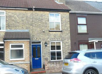 Thumbnail 2 bedroom cottage to rent in College Road, Lowestoft