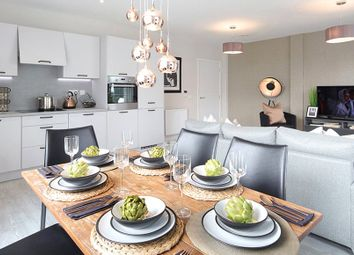 Thumbnail 3 bed flat for sale in Green Street, Upton Gardens, London